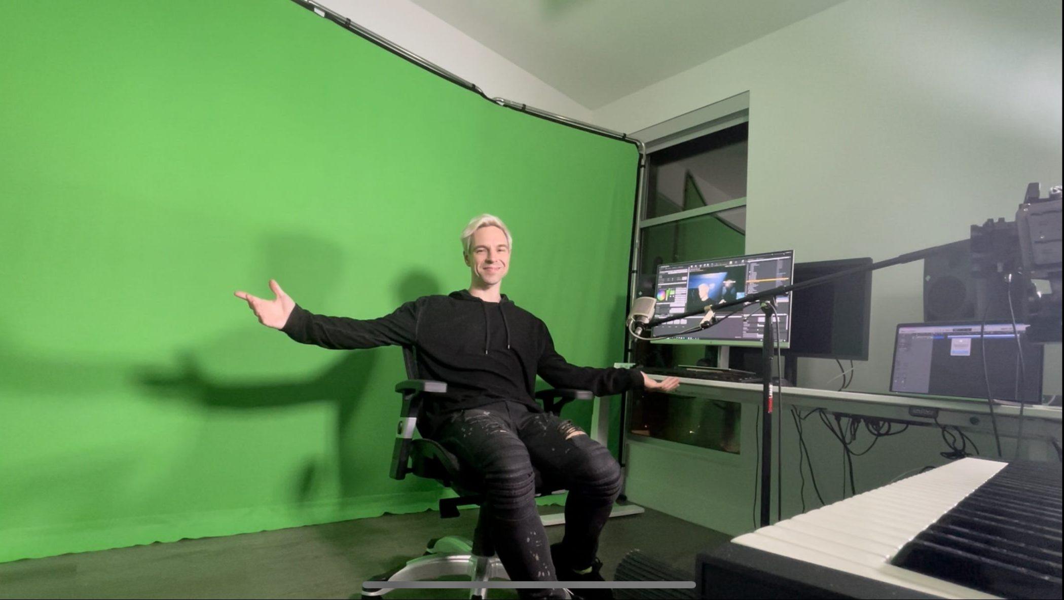 My 9x11 Virtual Production Studio at Home